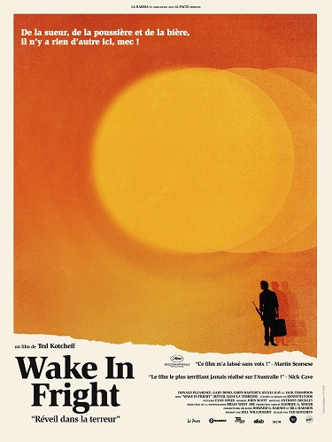 3 décembre wake in fright