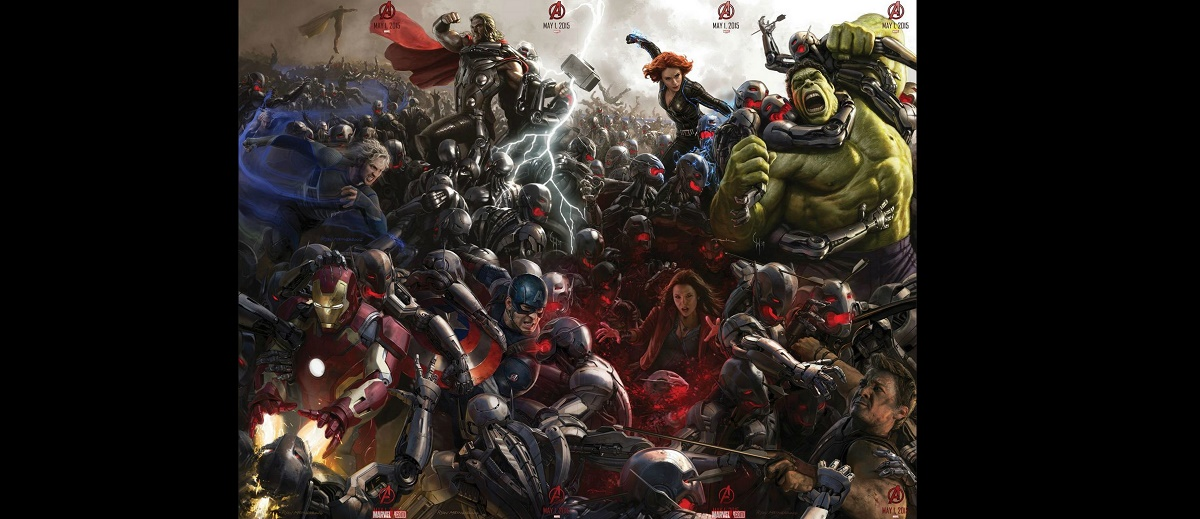 12 artworks d'AVENGERS : AGE OF ULTRON