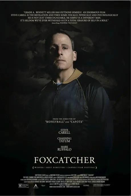 Foxcatcher-Carell