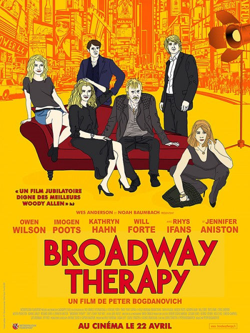 22 avril 2015 - Broadway Therapy