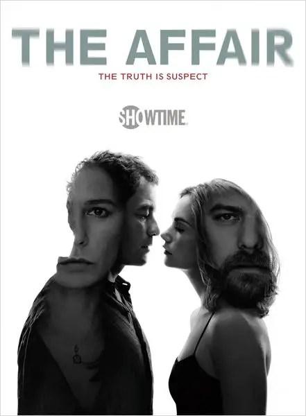 Affiche de la série THE AFFAIR