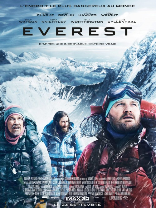 23 septembre 2015 - Everest