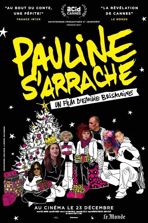 23 décembre 2015 - Pauline S'arrache