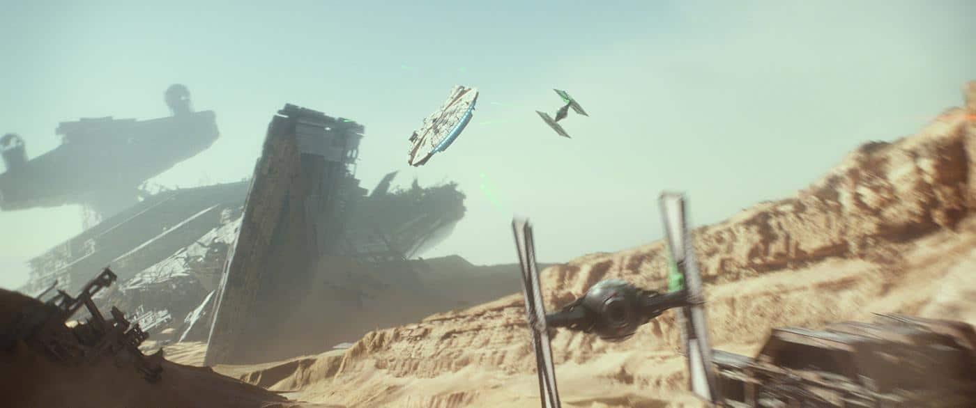 [CRITIQUE] STAR WARS VII : LE RÉVEIL DE LA FORCE