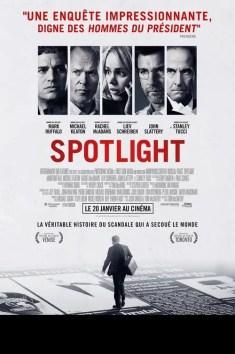 27 janvier 2016 - Spotlight