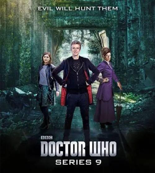 Affiche de la série DOCTOR WHO - Saison 9