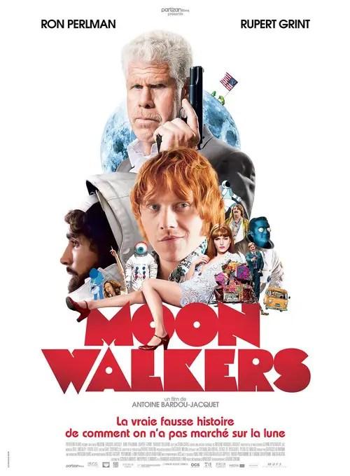 2 mars 2016 - Moonwalkers