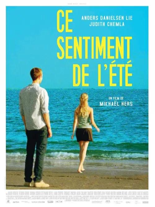 Affiche du film CE SENTIMENT DE L'ÉTÉ