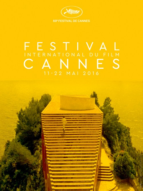 Cannes 2016 affiche