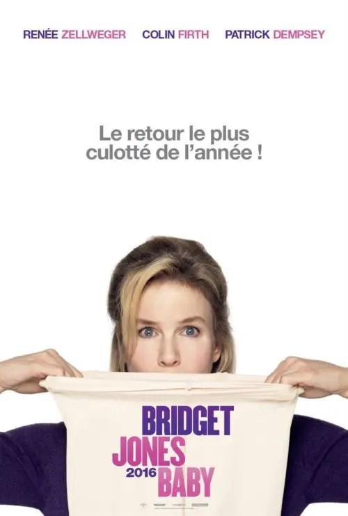Affiche du film BRIDGET JONES BABY
