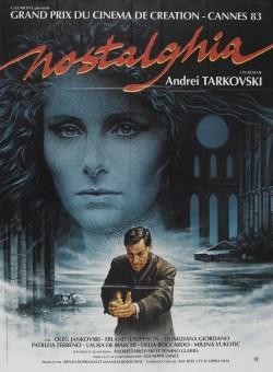 Affiche du film NOSTALGHIA