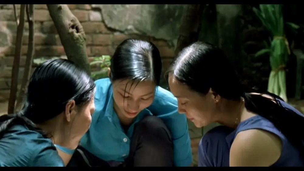 Photo du film À LA VERTICALE DE L'ÉTÉ (2000)