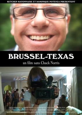 affiche Brussel Texas