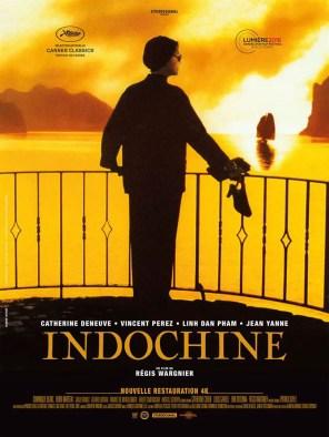 affiche Indochine