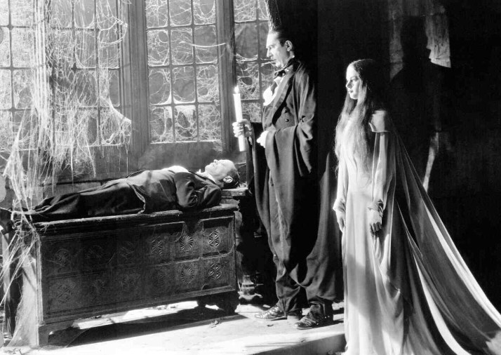 La Marque du vampire (Tod Browning,1936)