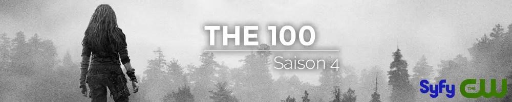 Dossier Séries : The 100 saison 4