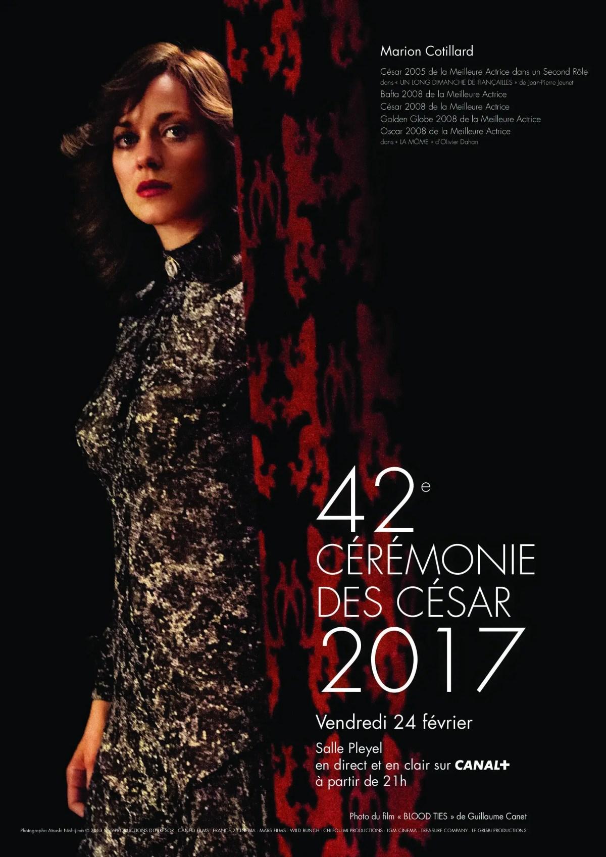 Photo de 42eme Cérémonie des César
