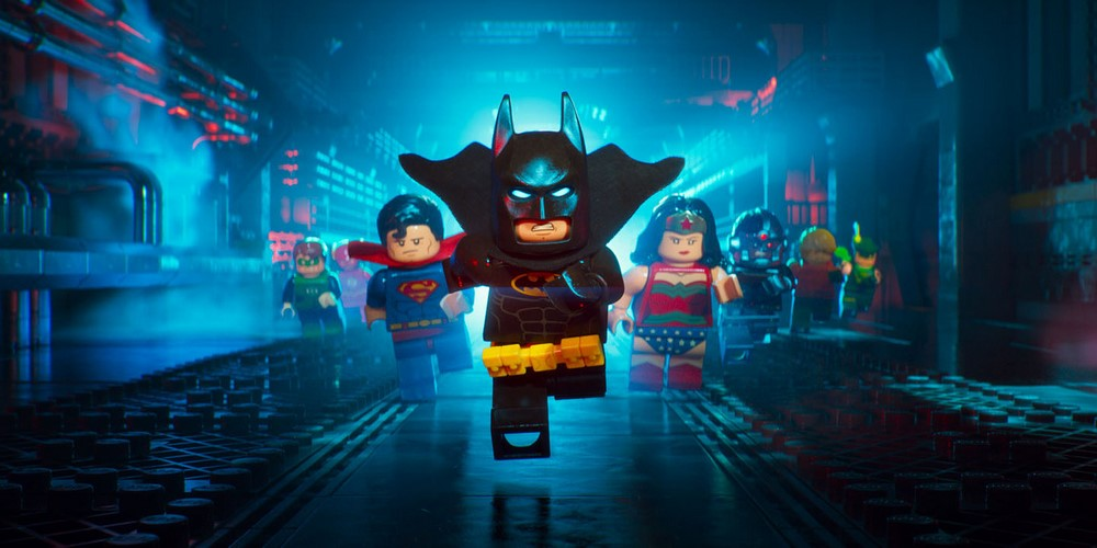 photo de lego batman