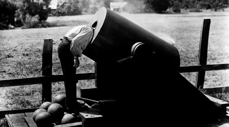 "Photo du film LE MÉCANO DE LA ""GENERAL"""