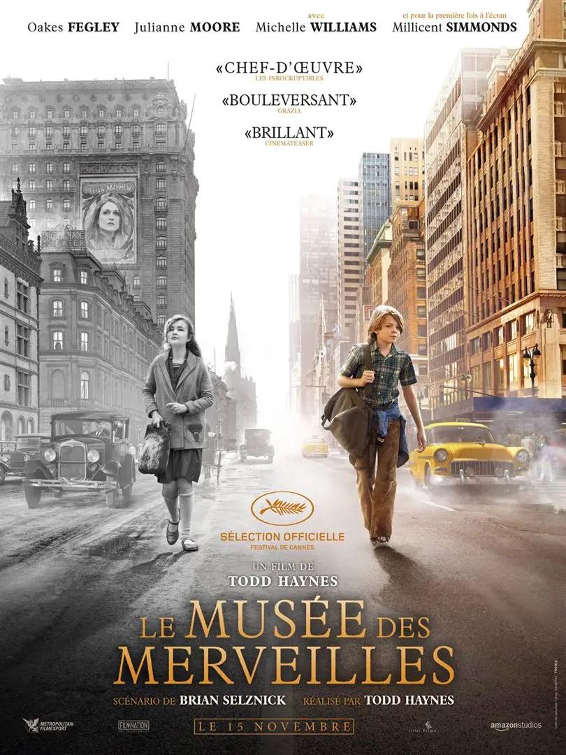 Affiche du film LE MUSEE DES MERVEILLES