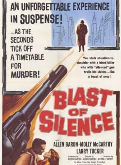Affiche de Blast of Silence