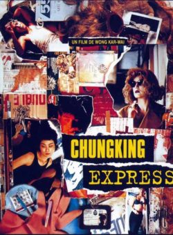 Affiche de Chungking Express