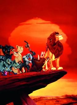 Le Roi Lion Lumière 2017