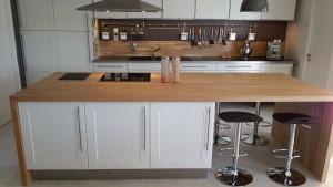 meuble cuisine plan de travail