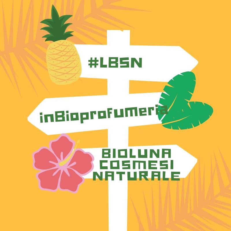 LBSN inBioprofumeria: BioLuna cosmesi naturale