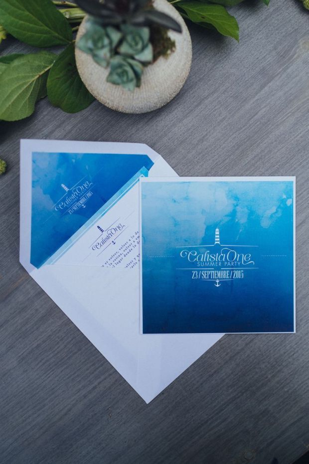10.2.4 Calista One Lista de Bodas Invitaciones boda Le Blue Bossanova weddings
