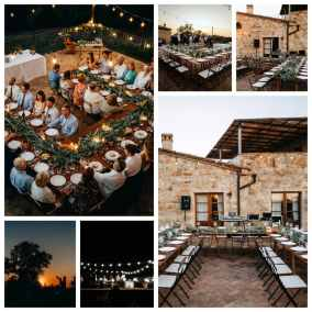 Farmhouse Le Bolli - terrace