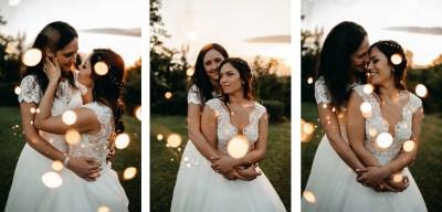 Wedding Le Bolli, Chloe&Maryanne 9