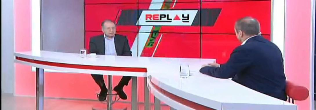 Interview with President Jean Hammam