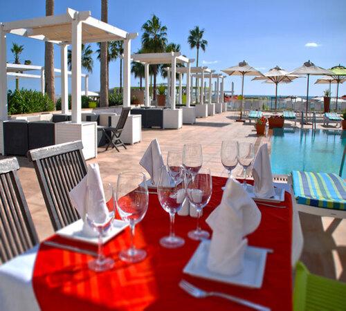 hotel playa hammamet