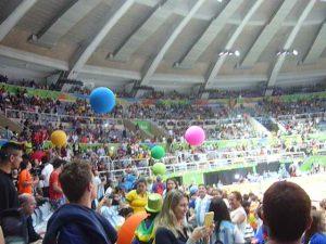3. Salle de volley