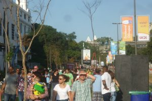 Le boulevard olympique