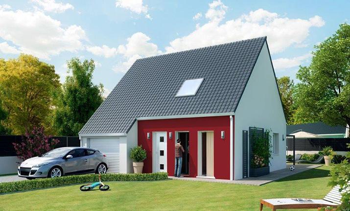 Combien co te une maison individuelle le bricomag for Combien coute une construction neuve
