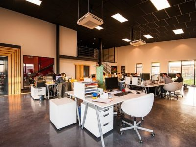 Espace de coworking ou bureau privé