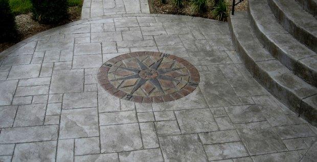 beton imprime betonix
