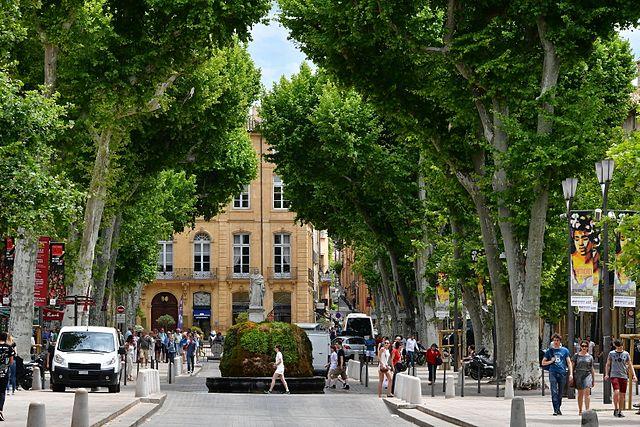 agence immobilière à Aix-en-Provence