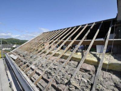couvreur pour isolation de toiture