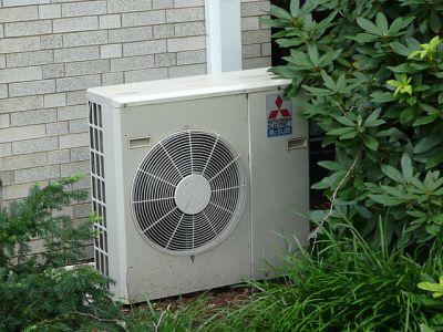 Pose d'une climatisation