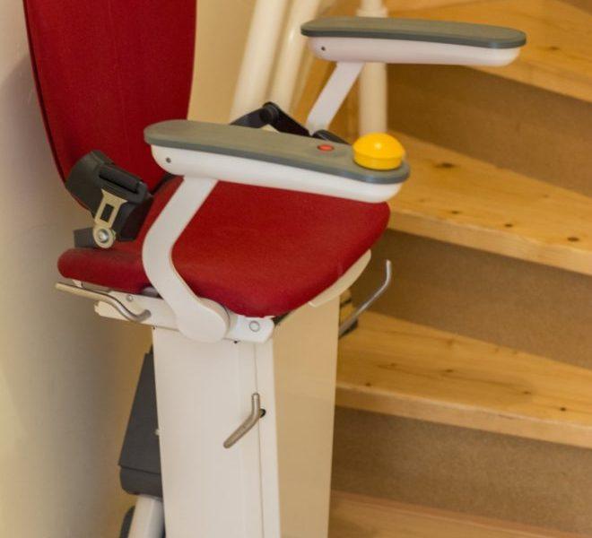 escaliers pour seniors