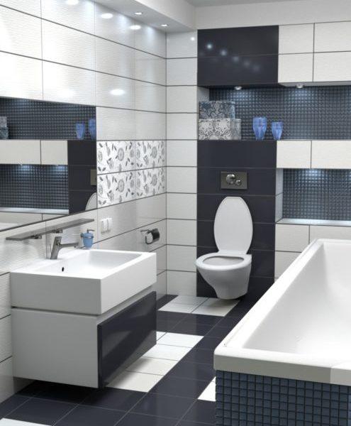 décorer sa salle de bain avec des adhésifs