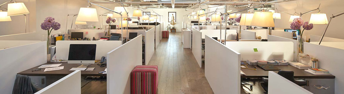Coworking Desks in London