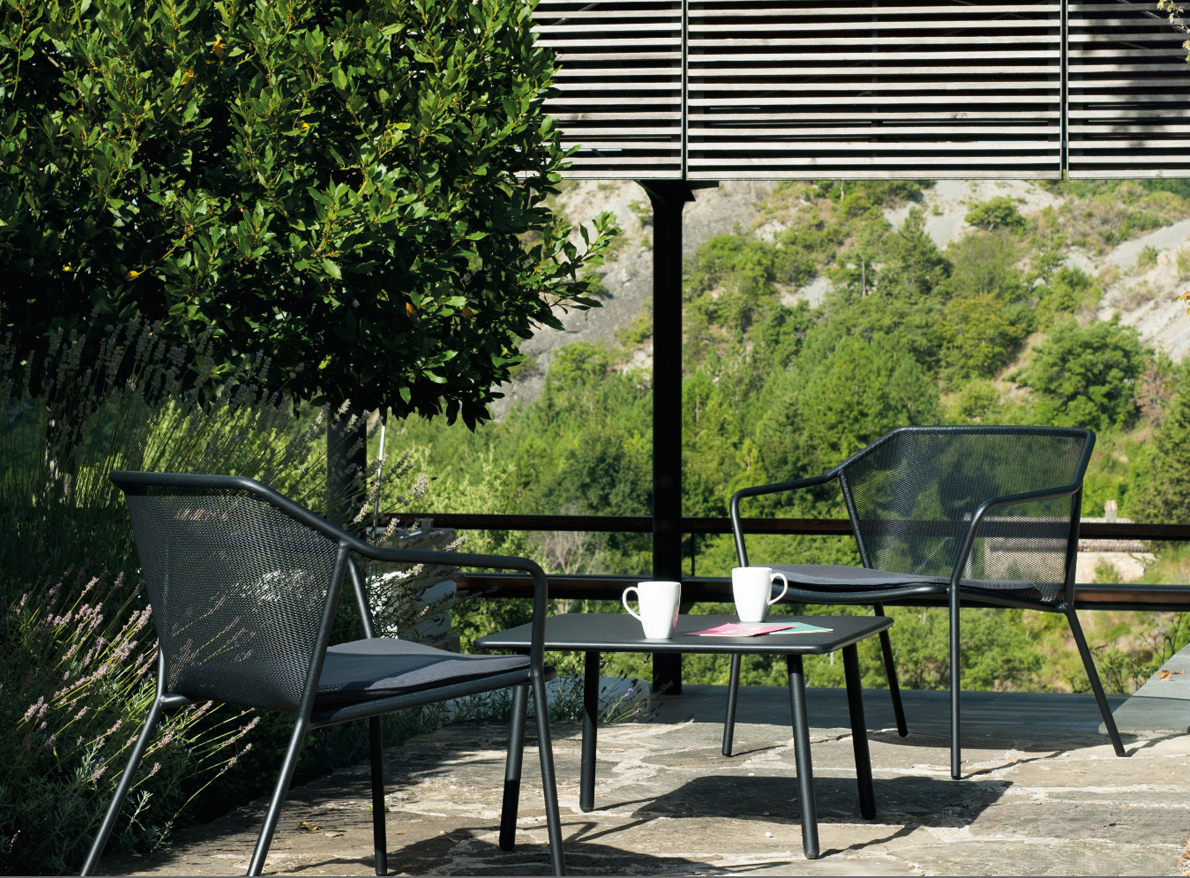 le mobilier outdoor chez arch type le buzz de rouen. Black Bedroom Furniture Sets. Home Design Ideas