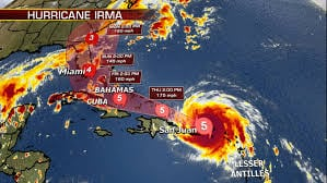 Impacted by Hurricane Irma @ South Florida ?