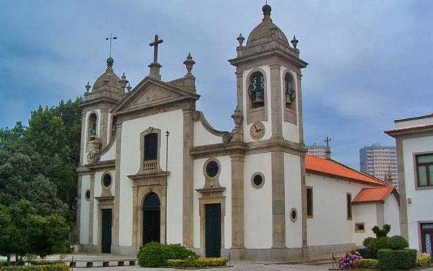 Igreja Matriz Leça Palmeira