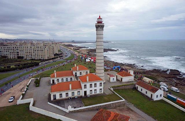 Farol de Leça da Palmeira - Faróis de Portugal