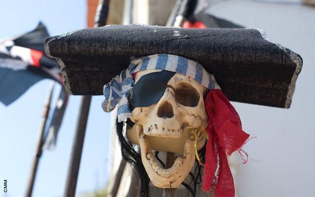 Piratas Invadem Leça